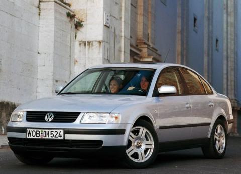 Volkswagen Passat o Renault Laguna