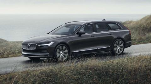 Volvo S90, V90 y V90 Cross Country 2020