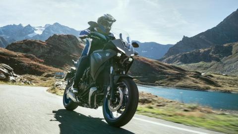 nueva moto trail todoterreno euro5