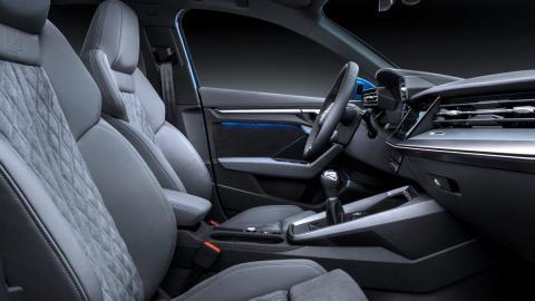 Audi A3 2020 interior