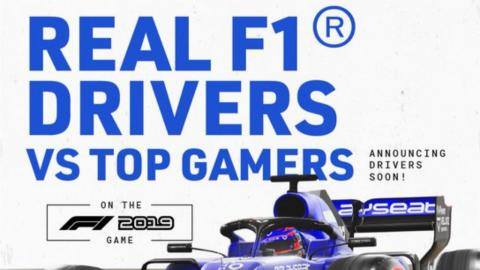 Carrera virtual F1, not the Australia GP