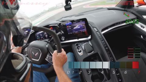 Chevrolet Corvette Circuito de las Americas