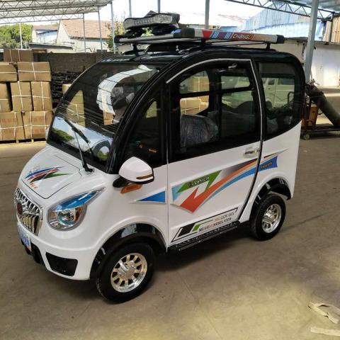 El coche eléctrico que vende Alibabá por menos de 1.000 euros
