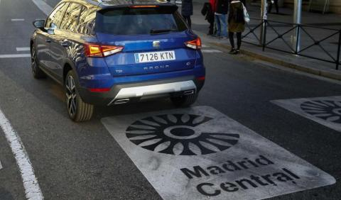 Madrid Central 2020