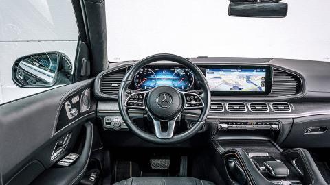Comparativa del nuevo Mercedes GLS contra el Audi Q7.