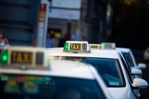 Taxi coronavirus