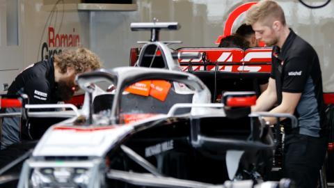 Equipo Haas F1