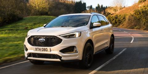 Ford Edge defectos y virtudes