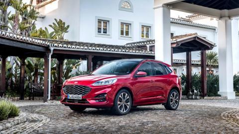 Ford Kuga PHEV 2020
