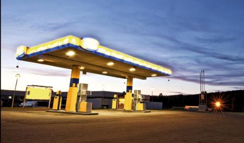 Gasolineras abiertas en confinamiento total