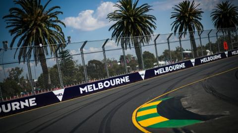 GP Australia F1