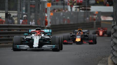 GP Mónaco 2019