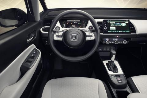 Honda táctil