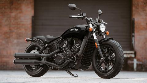 moto custom bobber lujo altas prestaciones