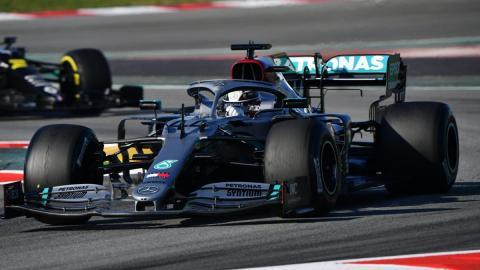 Ingenieros del equipo de Mercedes de F1 inventan un respirador para tratar el coronavirus fuera de la UCI