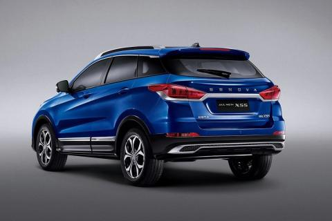 Mejores coches chinos 2020