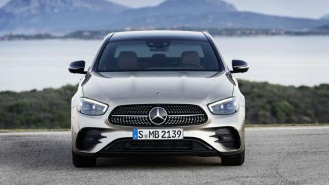 Mercedes Clase E 2020