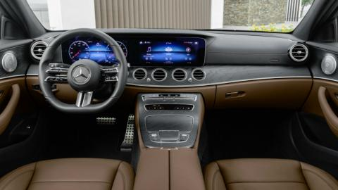 Mercedes Clase E 2020 interior