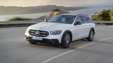 Mercedes Clase E All Terrain 2020