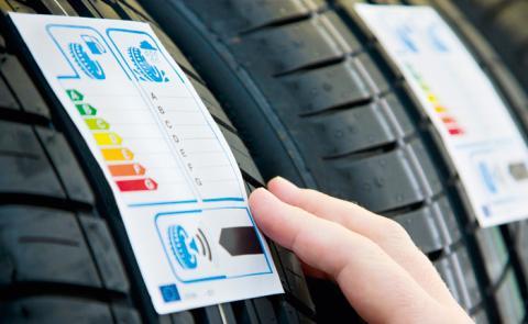 La nueva etiqueta de neumáticos 2020