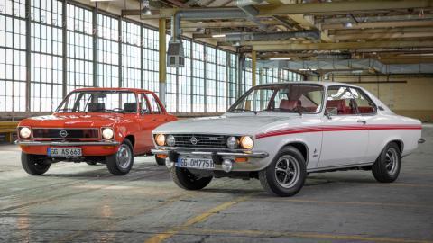 Opel Ascona y Manta