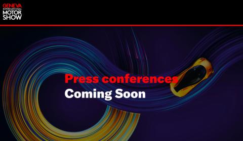 Presentaciones online Salón de Ginebra