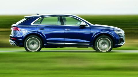 Prueba Audi SQ8 TDI quattro
