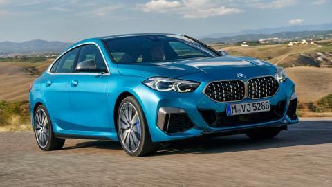 Prueba del BMW Serie 2 Gran Coupé