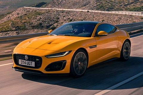 Prueba del nuevo Jaguar F-Type