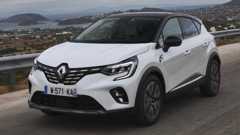 Prueba Renault Captur 1.3 TCE 2020