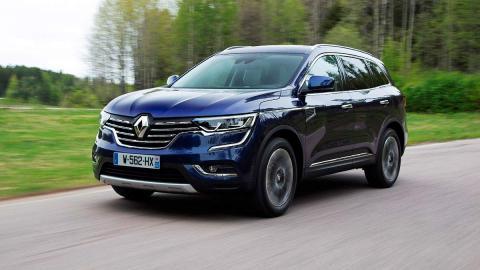 Prueba del Renault Koleos 2020