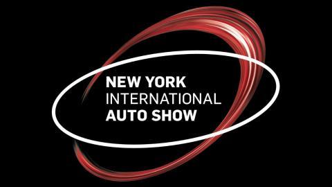 Salon del Automovil de Nueva York