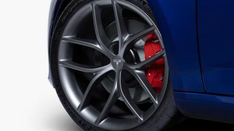 Tesla Model 3 Track Pack
