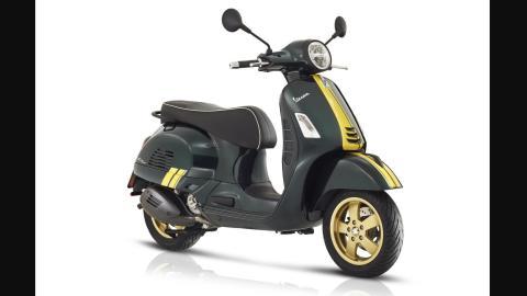 gts sprint scooter estilo diseño lujo exclusivo edicion especial