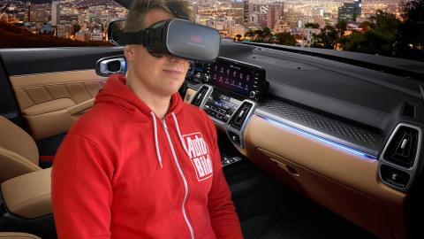 Visita virtual Kia Sorento 2020