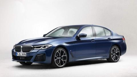 BMW Serie 5 2020 filtrado