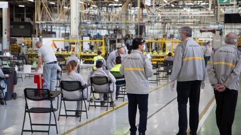 Fábrica Renault