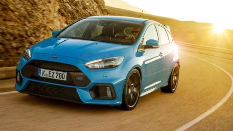 Ford no tiene pensado producir un Focus RS de cuarta generación