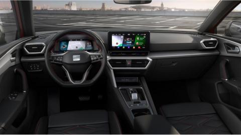 Así funcionan los sistemas de seguridad del Seat León 2020
