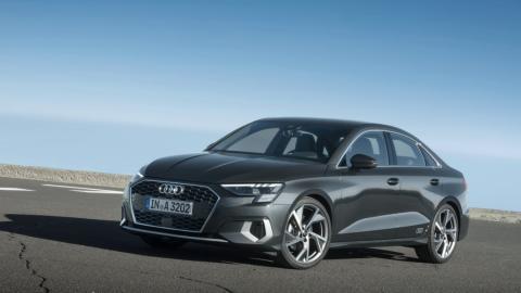 Galería: Audi A3 Sedán 2020