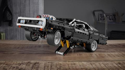Galería: Dodge Charger Lego Fast & Furious