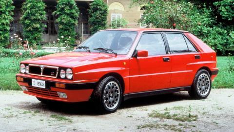 Historia Lancia Delta HF Integrale
