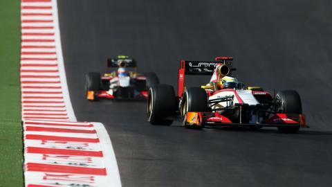 HRT en la F1