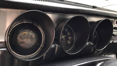 Renault 12 electrico - EVA Metro