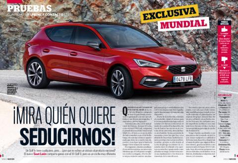 Revista Auto Bild numero 610