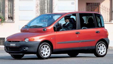 ¿Tiene sentido un Fiat Multipla en 2020?