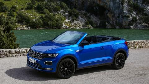 Volkswagen T-Roc Cabrio, 5 virtudes y 2 defectos