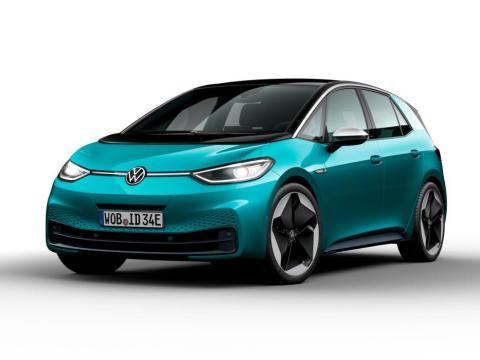 VW ID.3: esto va a costar su renting