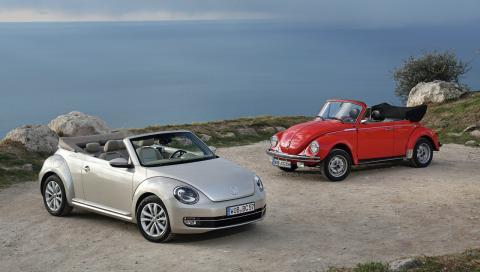 Los 5 mejores cabrio de la historia de Volkswagen