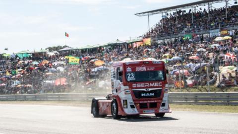 Campeonato Europeo Carreras Camiones Jarama